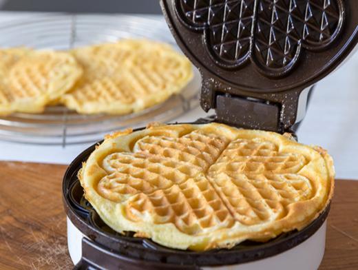 простые вафли рецепт в духовке