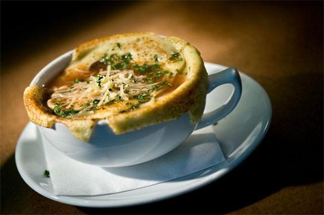 приготовить суп харчо онлайн