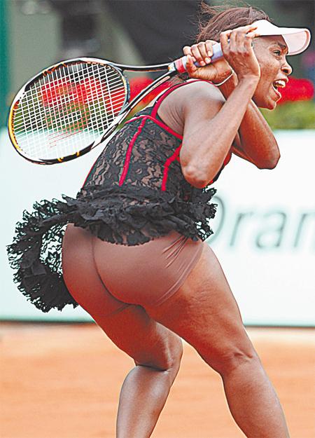 Под юбкой теннисисток фото 69-836