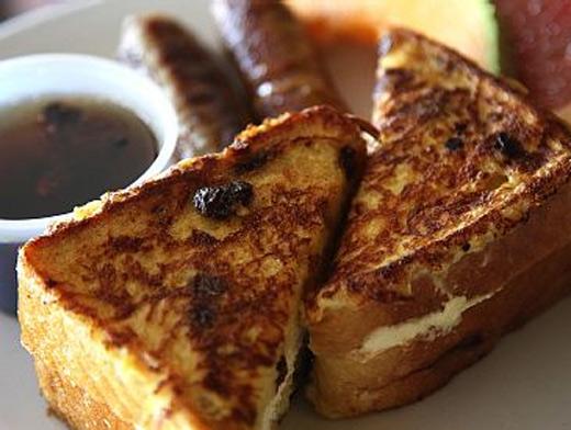 хлеба черствого Блюда из ржаного