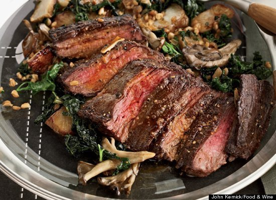 как сделать стейк из свинины сочным и мягким