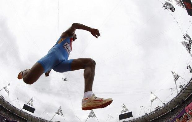 Люкман Адамс – третий в финале «Бриллиантовой лиги» в тройном прыжке +Видео