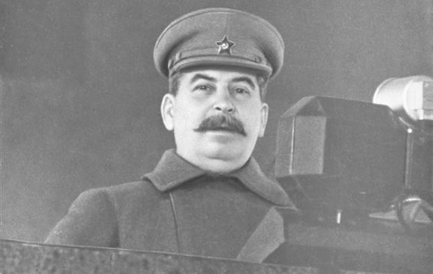 И.В. Сталин 6 ноября 1941 года