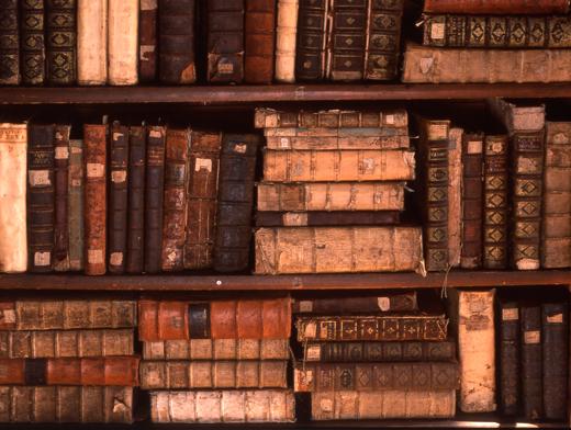 где хранится библиотека ивана грозного