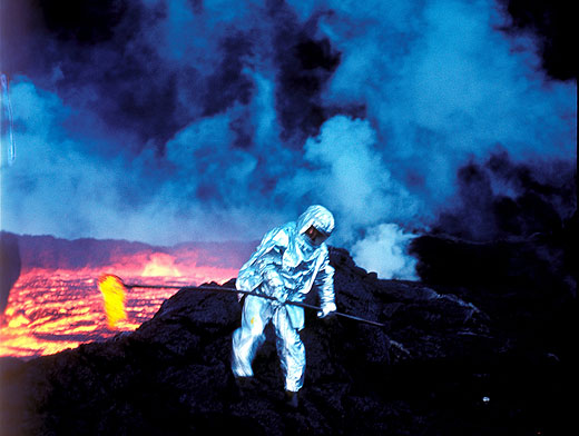 vulkan work