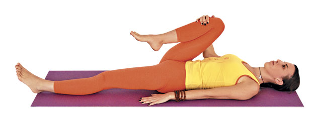 What are some good yoga exercises which must be practised daily for women? 44