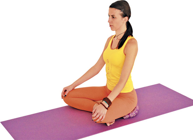 What are some good yoga exercises which must be practised daily for women? 45