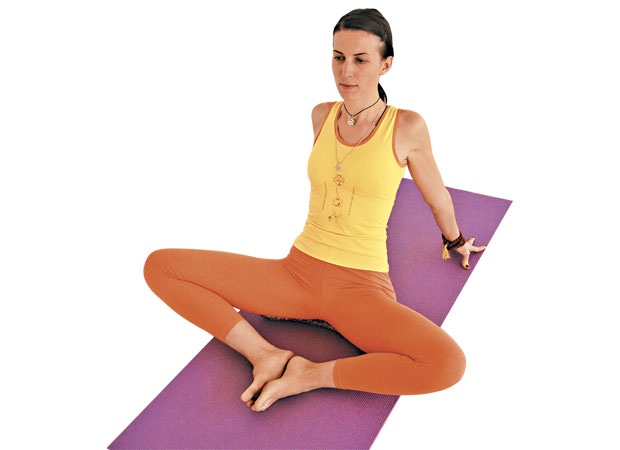 What are some good yoga exercises which must be practised daily for women? 46