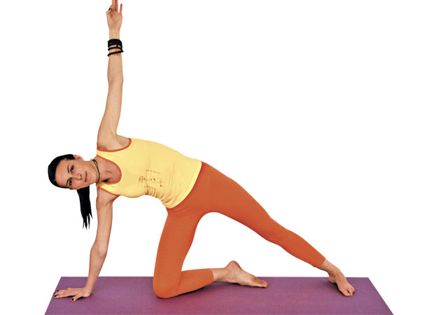What are some good yoga exercises which must be practised daily for women? 48