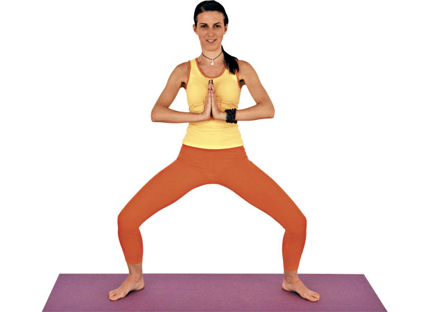 What are some good yoga exercises which must be practised daily for women? 40
