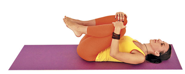 What are some good yoga exercises which must be practised daily for women? 51