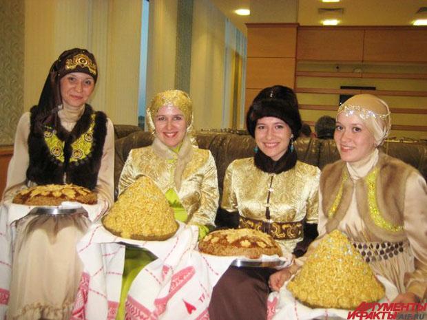 Фото рецепты татарской национальной кухни