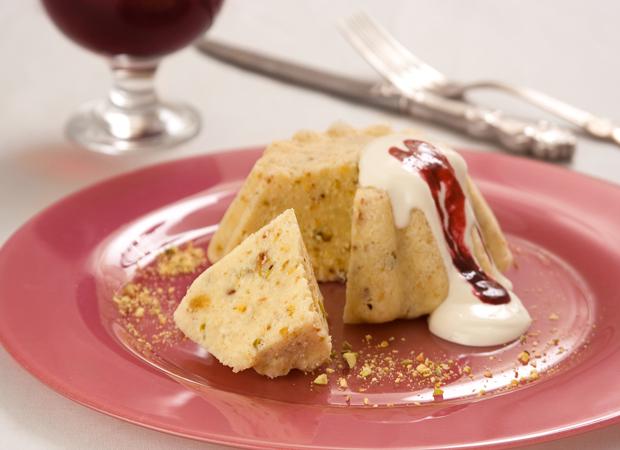 Первые пудинги и торты к японской Пасхе