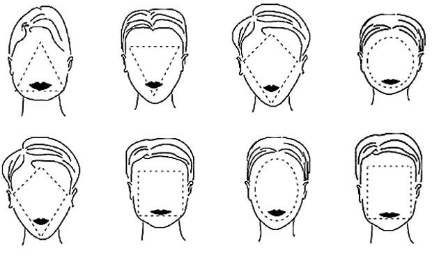 Идеальные прически для девушек с круглым лицом - 32
