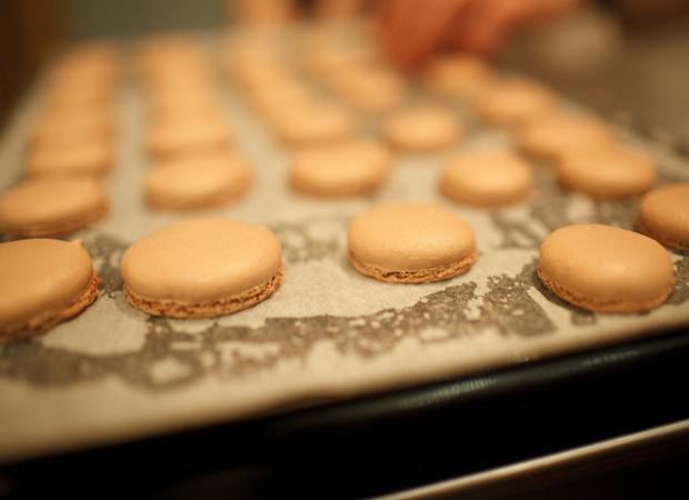 как приготовить французский десерт макарон
