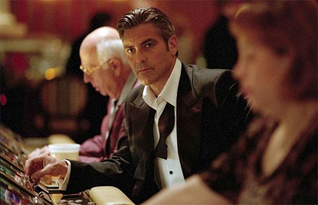 Джордж клуни в фильме про казино квинко казино камбоджа
