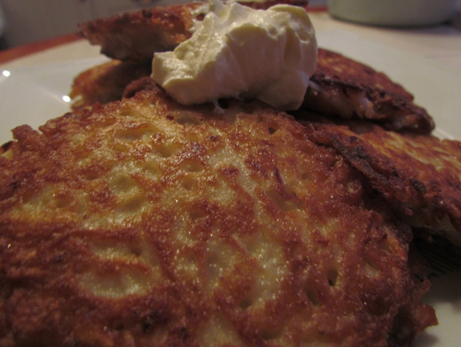 Рецепт блюда из картофеля и мяса в духовке