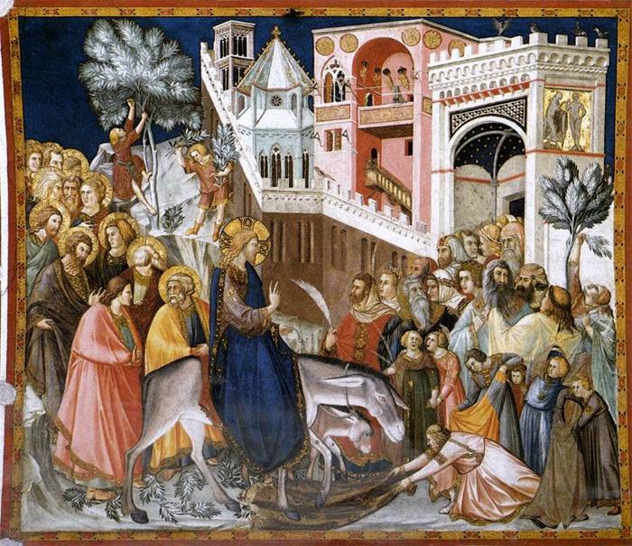 Картинки по запросу картинки вход господень в иерусалим
