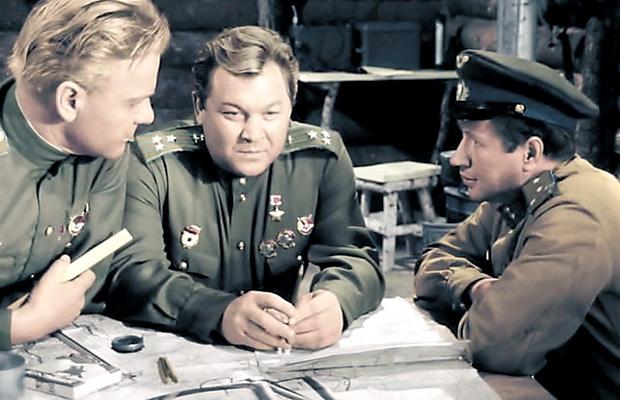 Война подвиги увековеченные в кино