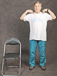 Гимнастика для пожилых за 55 для женщин