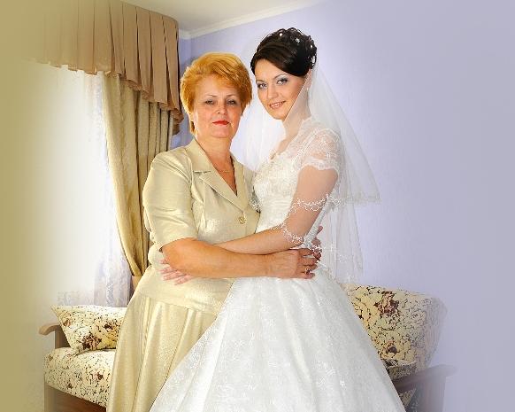 Боюсь свадьбы дочери